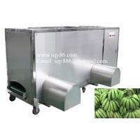 Green Plantain Banana Skin Peeling Machine