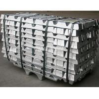 Cas 7440-66-6 Zinc Ingot / Powder 420ºC Melting Point For Anti Corrosive Area