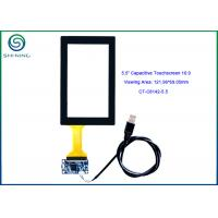 USB Interface Multi - touch Capacitive Touch Screen For Handheld Touch Device 5.5
