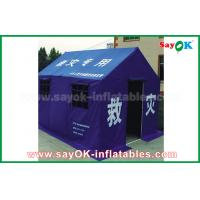 Emergency Disaster Relief Tent Refugee Tent For Government 300x400x270cm