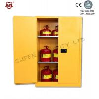 Corrosive Flammable Liquid Chemical Storage Cabinet / Commercial Storage Cabinets