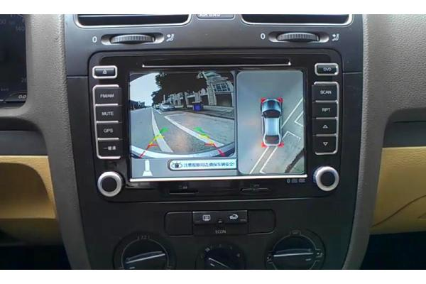 360 degree seamless bird view car backup camera systems avm parking guidance system for kia. Black Bedroom Furniture Sets. Home Design Ideas