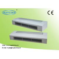 Horizontal Expose Fan Coil Unit Lifting Type Use For Electronics Factory Or Home HAVC System