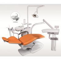 Seamless PU Seat Backrest Headrest  Ergonomic Dental Chair Silent Motor NV-D328