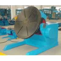 1000KG Rotary Tilting Welding Positioner Auxiliary Welding Equipment Danfoss VFD Change Speed