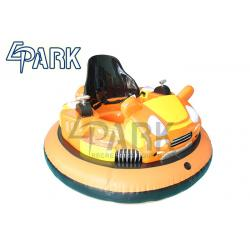 China Hardware and plastic 1 Player Kids Bumper Car , 1 Year Warranty on sale