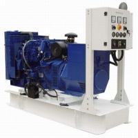 50 Hz / 60 Hz Perkins Diesel Generator , 1103A-33TG1 , 4 Stroke