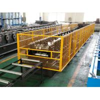 CM Purlin Change Over Roll Forming Machine With Automatic Width Adjustable