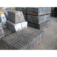No Leakage Cr-Mo Steel Boltless Mill Lining System With Easier Installation DF083