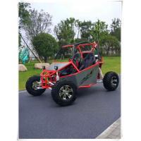 Automatic CVT 300cc 21.46hp Electric Off Road Go Kart 60mile/H With Aluminum Rim