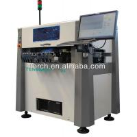 High precision pick and place machine for 0201 Component T4 (Torch)