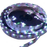 smd020 side emitting RGB led strip for light box using