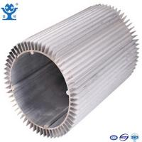 6063-T6 Anodized White Aluminum Heat Sinks