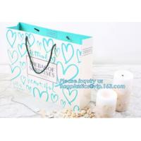 GLITTERED FLOWERS PRINTED PARTY GIFTS UNDERWARE TOYS FAVORS CARRIER BAGS,Grey Flower Waterproof Carrier Bag With Bottom