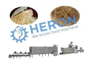 HR65-iii double screw extruder(200-300kg/h) (for soybean protein food)