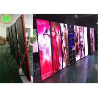 High Definition Advertising LED Screens Indoor P3 Full Color For Shoping Center