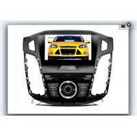 For Ford Focus 2012, 8 Inch GPS Car Multimedia Player and IPOD Ford DVD Navigation System DR8778