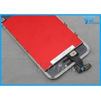IPS Iphone LCD Screen Digitizer Assembly With White / Black Color