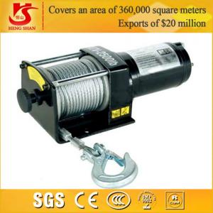 atv electric winch 9000lb 24 volt winch for sale electric winch manufacturer from china