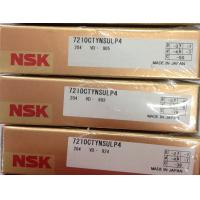 NSK Single Row Open Seal Angular Contact Ball Bearings
