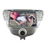 Android Car DVD Player Hyundai Elantra 2011-2014 Navigation Wifi