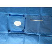 Disposable Sterile Surgical Ophthalmic Pack / Eye Drape Sets For Ophthalmology Surgery