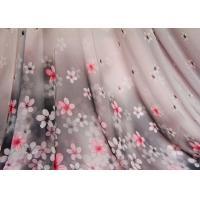 Funky Curtain Custom Printed Fabrics Floral Apparel Fabric