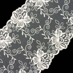 China Embroidery lace patches on sale