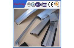 Китай прессованное алюминиевое изготовленное на заказ изготовление профиля, 6063 профиль алюминия u h поставщик