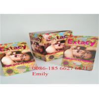 OEM Blister Card Packaging For Enhancing Max Man Capsules Packaging