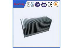 Китай Прессованное алюминиевое приложение теплоотвода поставщик