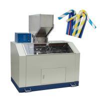 ID 5.1-5.2mm, OD 6mm Paper Drinking Straw Flexible Bendy Machine