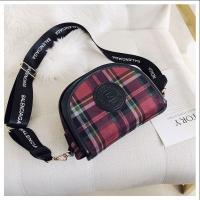 Accent Top Belt Crossbody Bag
