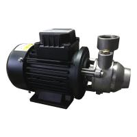 0.37kw Aggressive Liquid Vortex Water Pump With Stainless Steel Body , 9M Max Suction