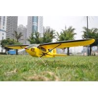 2.4Ghz Mini Piper J3 Cub Radio Controlled Toy 4ch RC Airplanes with High - Wing Trainer