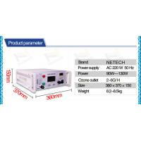 Medical Commercial Ozone Generator , Desktop ozone therapy machine