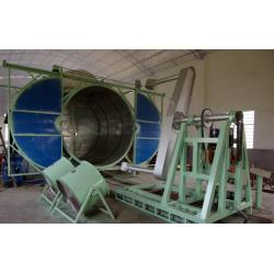 rotational moulding machine manufacturers