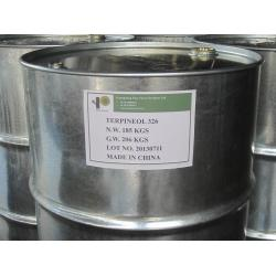 China CAS 8000-41-7 Terpineol / C10H18O For Fragrances , Mixture Of Terpineol Isomers on sale