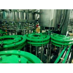 China Rotary Beer / Wine / Beverage Filling Equipment for Stainless Steel Bottle 10000BPH on sale