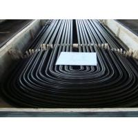 Carbon Steel Seamless Boiler Tube A179 Cold - Drawn U Tube OD 19.05mm 38.1mm
