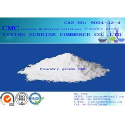 China Carboxy Methyl Cellulose CMC Chemical Anti Dirt Redeposition Agent For Detergent on sale
