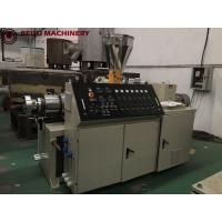 SJ55/30 Single Screw Extruder Machine , Plastic Extrusion Line 22KW Motor Power