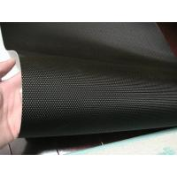 Diamond Pattern Treadmill Belt material PVC Black Color  Was Used For Treadmill Machine