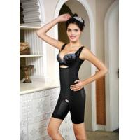 Slimming Shaper Body Shaping Underwear Corset Slimming Cloth with Embroider for Women