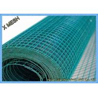 Building Material Iron Welded Wire Mesh / Weld Mesh Panels 0.5m-2.0m Width