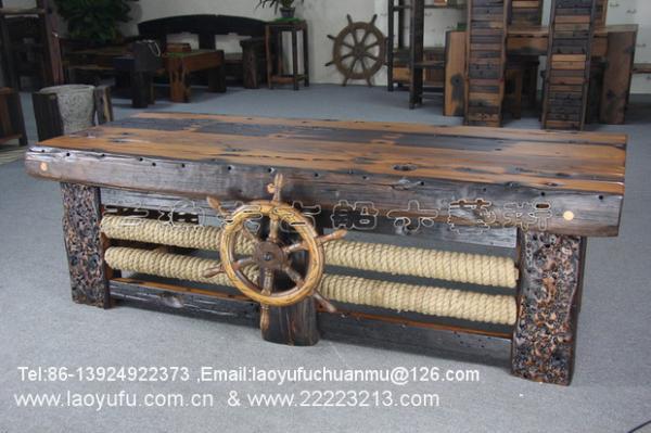 ship wood furniture. china old fisherman ship wood furnitureoffice deskhandcraftold as furniture b