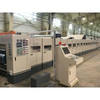 corrugated carboard production line