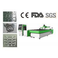 Stainless Steel Laser Cutting Machine / Sheet Metal Laser Cutting Machine
