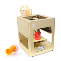 Decent outlook Family desktop 3d printer 160 x 160 x 160 mm for 1.75mm PLA  ABS