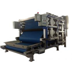 China Hydraulic Belt Filter Press Sludge System For Wastewater Treatment on sale